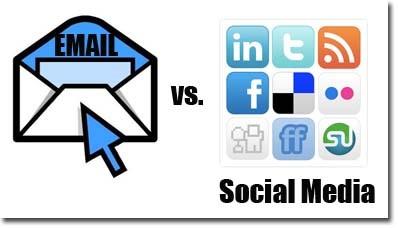 2 1 - Reasons Email Marketing crushes Social Media